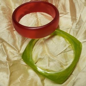 Red and Green Bangles